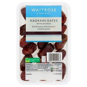Waitrose LoveLife Hadrawi dates