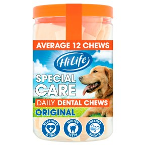Hi Life special care dental chews