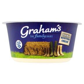 Graham's fresh Scottish double cream