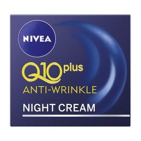 Nivea visage Q10plus anti-wrinkle night