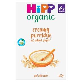 Hipp organic creamy porridge - stage 1