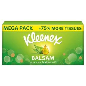 Kleenex Balsam 2 Pack