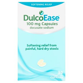 DulcoEase stool softener