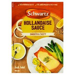 Schwartz for fish Hollandaise sauce mix