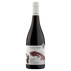 Yalumba Organic Shiraz South Australia