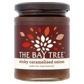 The Bay Tree caramelised onions