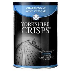 Yorkshire Crisps - chard wine vinegar