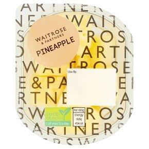 Waitrose Pineapple Chunks