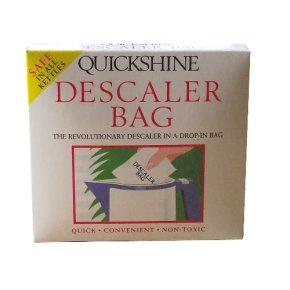 Quickshine descaler bag