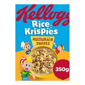 Kellogg's Rice Krispies Multigrain Shapes