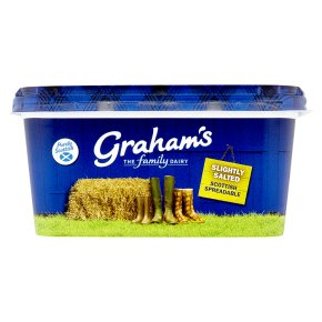 Graham's Scot butter salted spreadable