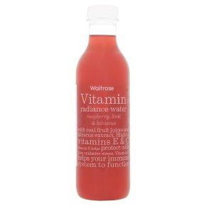 Waitrose Vitamin Radiance Water