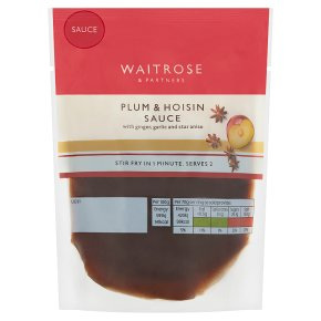 Waitrose Plum & Hoisin Sauce
