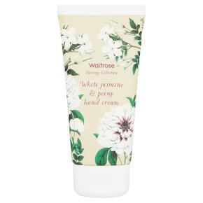 Waitrose Heritage Jasmine Hand Cream