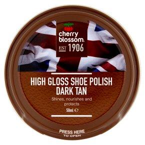 Cherry Blossom Polish Dark Tan