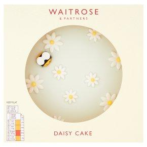 Waitrose Daisy Cake
