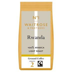 Waitrose 1 Rwanda Ground Coffee