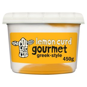 The Collective Lemon Gourmet Yoghurt