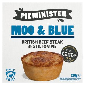 Pieminister Moo & Blue
