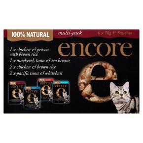 Encore 100% natural multi-pack selection