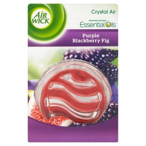 AirWick Air Freshener Crystal Air Gel Purple Blackberry Fig