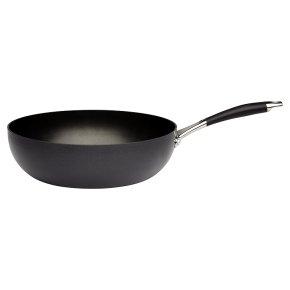 Waitrose Cooking Aluminium Stir Fry Pan