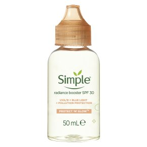 Simple Radiance Booster SPF30