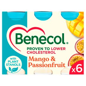 Benecol Yogurt Drink Mango & Passionfruit