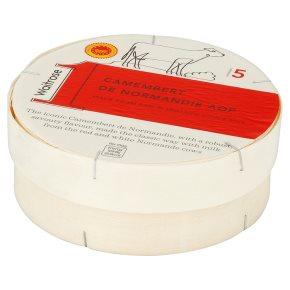 Waitrose 1 Camembert De Normandie AOP