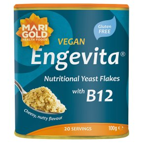 Marigold Engevita Yeast Flakes with Added B12