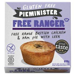 Pieminister Gluten Free Ranger Chicken & Leek