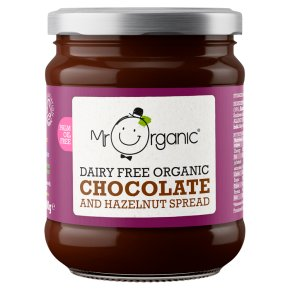 Mr Organic Vegan Chocolate Spread