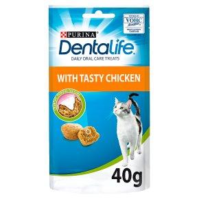 Dentalife Cat Treats Chicken
