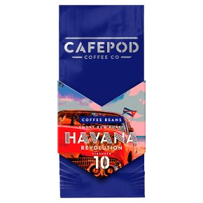 CafePod Coffee Co. Coffee Beans Havanah Revolution