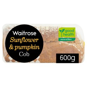 Waitrose Sunflower & Pumpkin Cob