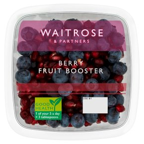 Waitrose Berry Fruit Booster