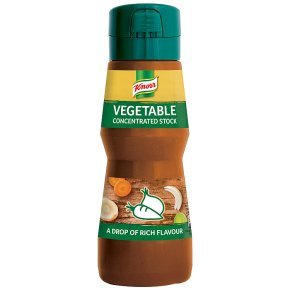 Knorr Vegetable Concentrated Stock
