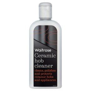 Waitrose ceramic hob cleaner