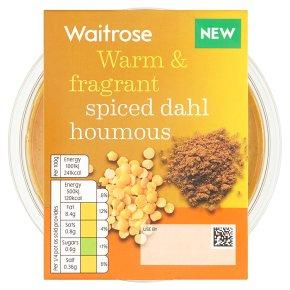 Waitrose Spiced Dahl Houmous