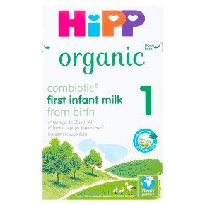 Hipp 1 first infant milk