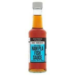 Waitrose Cooks' Ingredients nam pla fish sauce