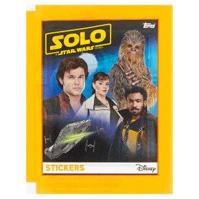 Han Solo Sticker Pack