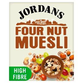 Jordans Muesli Four Nut