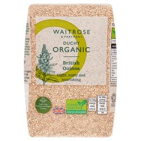 Waitrose Duchy Organic British Quinoa