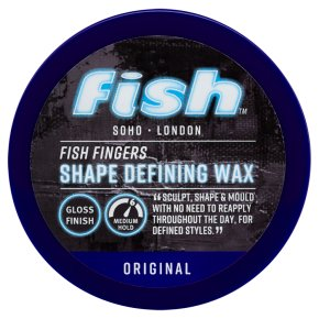 Fish Shape Defining Wax