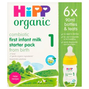 Hipp Combiotic First Infant Starter Pack