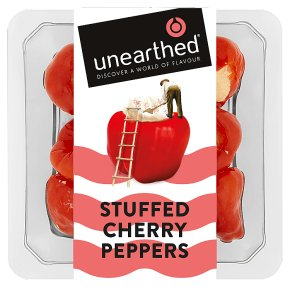 Unearthed Stuffed Cherry Peppers