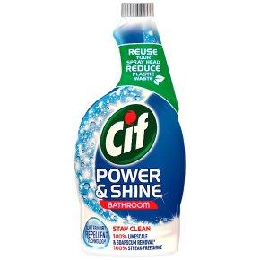 Cif Power & Shine Bathroom Refill