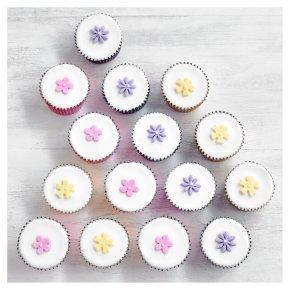 15 Lemon Blossom Cup Cakes