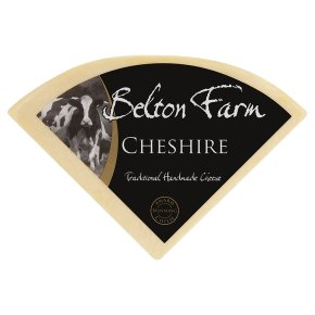 Waitrose Belton Farm White Cheshire